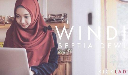 Windi Septia Dewi, Berikan Peluang Lapangan Pekerjaan