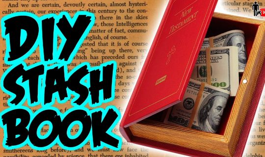 DIY Buku Rahasia