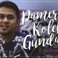 Hizrian Pamerin Koleksi Gundam Kesayangannya | KICK ASK